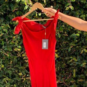 Zac Posen Summer Red Dress